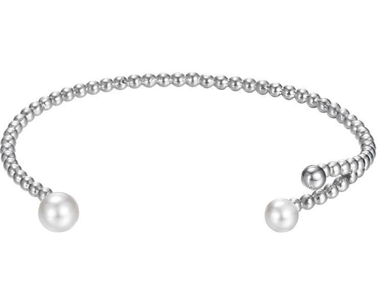 Esprit Ocelový náramek s perličkami ESPRIT-JW52906
