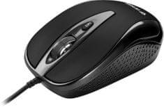 Yenkee YMS 1025BK mysz USB Quito czarna
