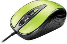 Yenkee YMS 1025GN Myš USB Quito zelená
