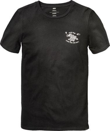 GLOBE moška majica Wokstar S črna