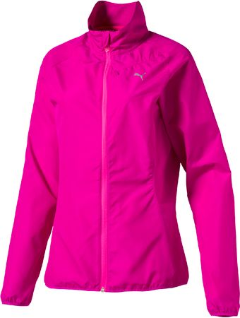 Puma ženska jakna Core-Run Wind Jkt, Magenta, XL