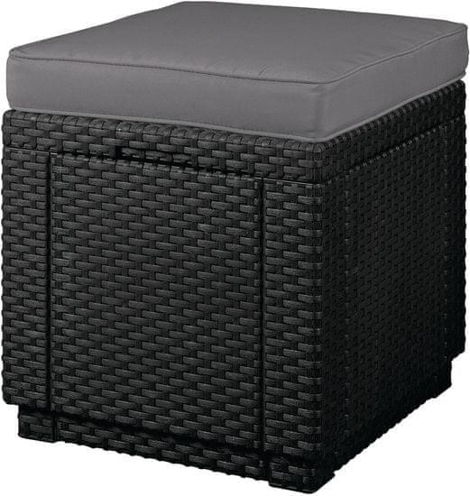 Allibert tabure Cube