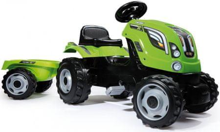 Smoby traktor na pedala Farmer XL s prilolico