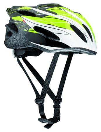 FILA Fitness Helmet Wht/Blk L