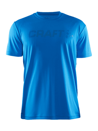 Craft moška majicaPrime Logo Tee, XS, modra