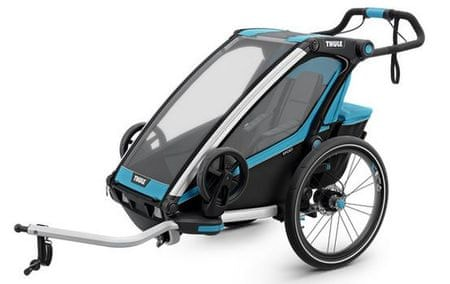 Thule sportska kolica Chariot Sport1, plava