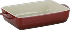 Kela Zapékací mísa MALIN 19 x 32 cm, červená