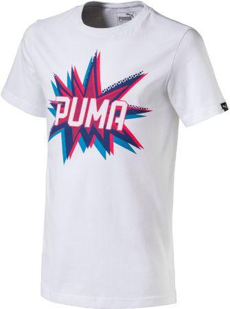 Puma moška majica POW, bela, 164