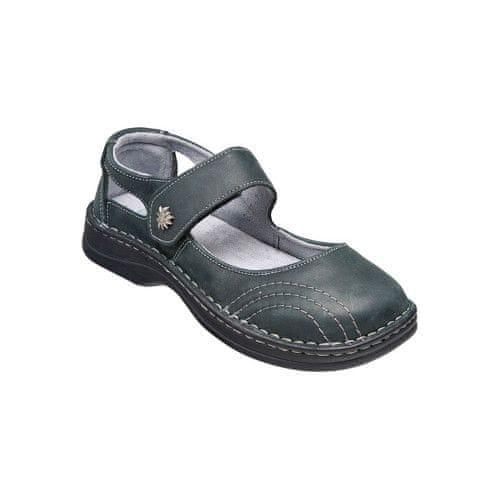 SANTÉ Zdravotní obuv dámská N/224/8/60 černá (Velikost vel. 37)