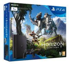SONY Playstation 4 Slim - 1TB + Horizon