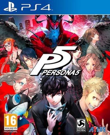 Deep Silver Persona 5 (PS4)
