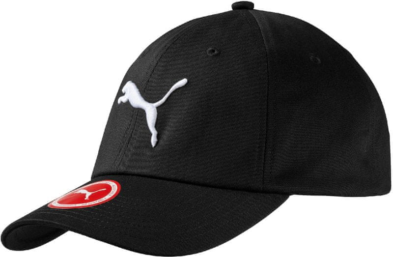 Puma ESS Cap black-Big Cat