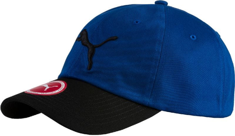 Puma ESS Cap Blue-BIG CAT_BLOCK