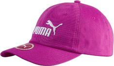 Puma kapa s šiltom ESS Rose Violet No.1
