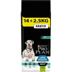 Purina Pro Plan Large Adult Athletic Sensitive Digestion s jahňacím 14 + 2,5kg