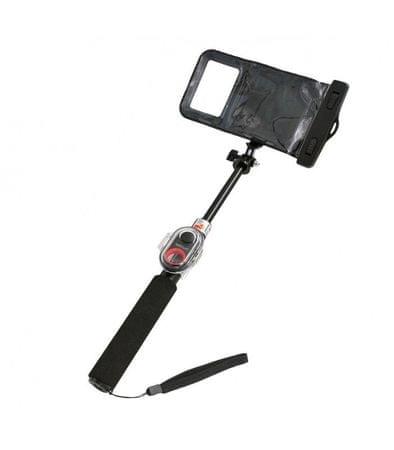 Astrum SS150 Bluetooth 3.0 univerzális selfie bot távirányítóval, Fekete