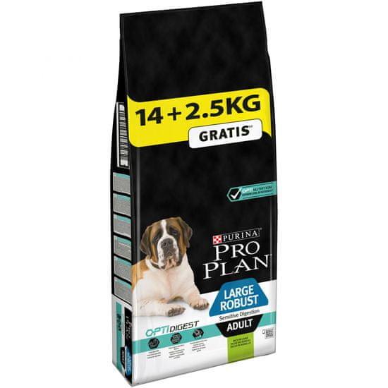 Purina Pro Plan Large Adult Robust Emésztésre Kutyatáp 14 + 2,5 kg