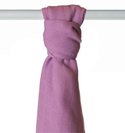 XKKO Bambusová osuška BMB Colours 90x100 - Violet