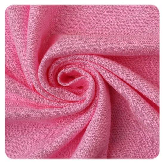 XKKO Bambusowy ręcznik kąpielowy BMB Colours 90x100 Violet