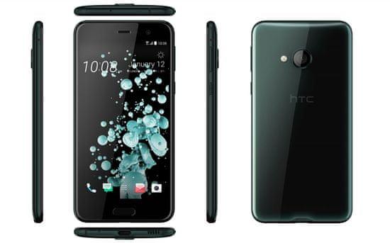 HTC U Play, 32 GB, černý