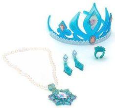 ADC Blackfire Frozen: Elsina korunka a šperky