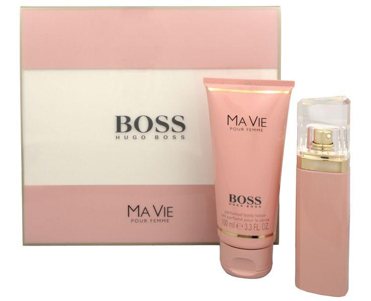 Hugo Boss Ma Vie Pour Femme - EDP 50 ml + tělové mléko 100 ml