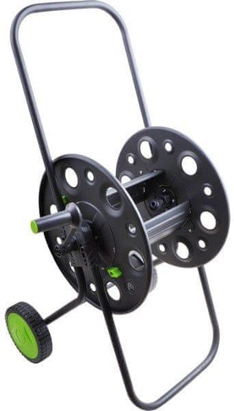 """ABG kovový vozík na hadici,100 m 1/2"""""""