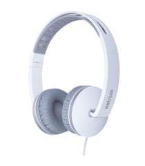 Astrum HS320 Univerzális fejhallgató extra mély hangzással, Fehér