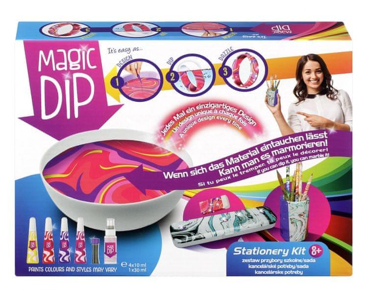 TM Toys Magic Dip - Sada školní potřeby