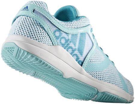 e827e4dbf6a13 Adidas Buty CrazyTRain Cf W Ftwr White/Blue/Clear Aqua 38.7 | MALL.PL