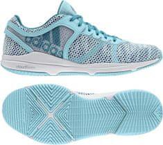 Adidas Buty CrazyTRain Cf W Ftwr White/Blue/Clear Aqua