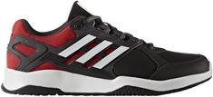 Adidas tekaški copati Duramo 8 Trainer, črni/rdeči