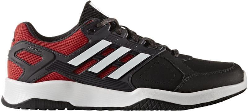 Adidas Duramo 8 TRainer M Core Black/Ftwr White/Scarlet 42.7
