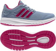 Adidas tekaški copati Cloud K, modri/roza