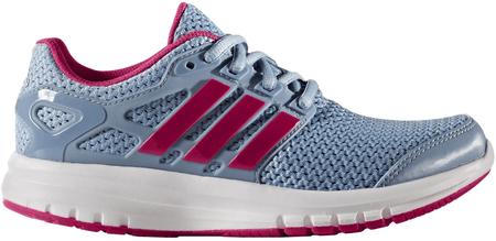 Adidas tekaški copati Cloud K, modri/roza, 38