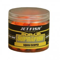 Jet Fish Plovoucí boilies Supra Fish 12 mm 40 g
