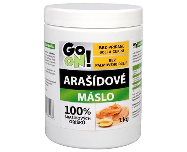 Vieste group GO ON! Arašídové máslo 1 kg