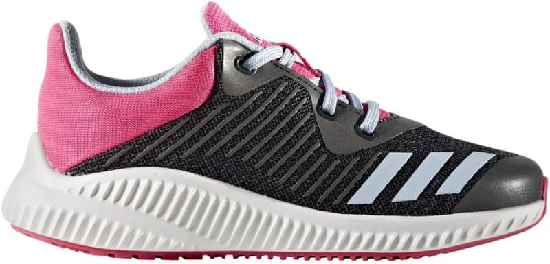 Adidas Fortarun K Dark Grey/Easy Blue /Shock Pink 40.0