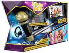 ADC Blackfire Selfie mikrofón čierny