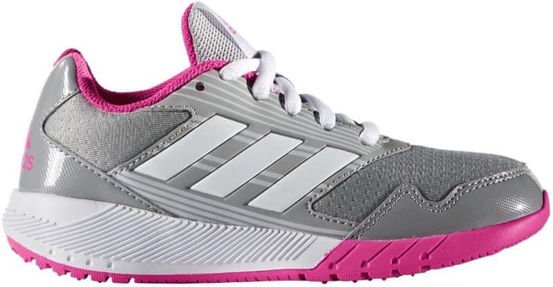 Adidas Altarun K Mid Grey /Ftwr White/Shock Pink 32