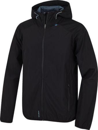 Husky ženska jakna Sally L, črna, XL