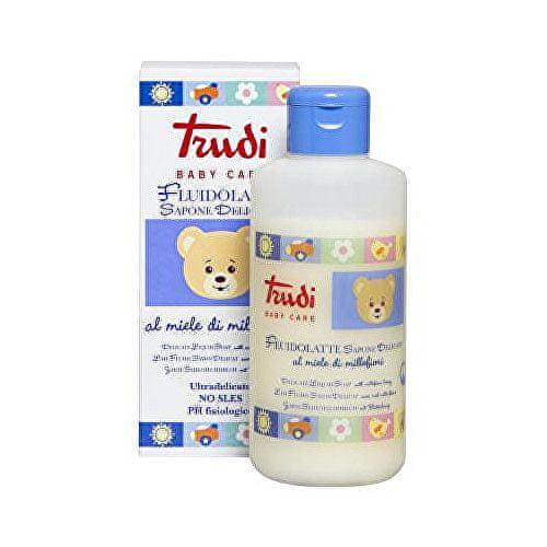 Jemné dětské tekuté mýdlo s květinovým medem (Objem 500 ml)