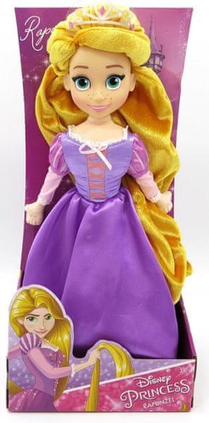 Disney Princezna Locika - plyšová panenka 40cm