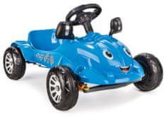 Pilsan Pedálos autó HERBY - kék