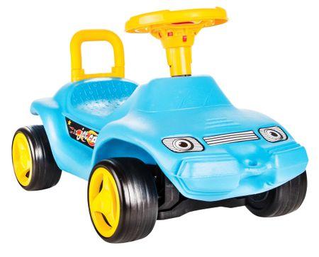 Pilsan JET CAR Jeździk niebieski