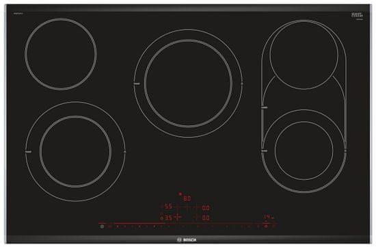 Bosch steklokeramična kuhalna plošča PKM875DP1