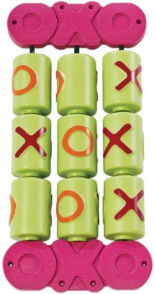 CUBS Piškvorky OXO k dětskému hřišti