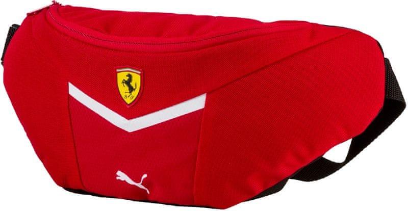 Puma Ferrari Fanwear Waist Bag Rosso Corsa-Pu