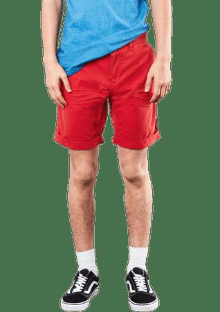 s.Oliver szorty męskie 34 czerwony