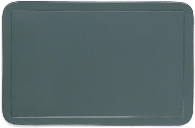 Kela Prostírání UNI černé PVC 6 ks, šedé